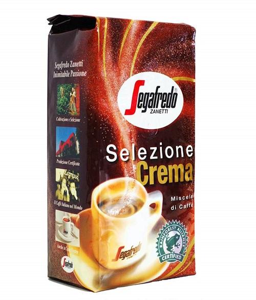 Segafredo Selezione Crema Rainforest Alliance koffiebonen