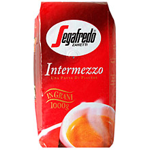 Segafredo Intermezzo koffiebonen