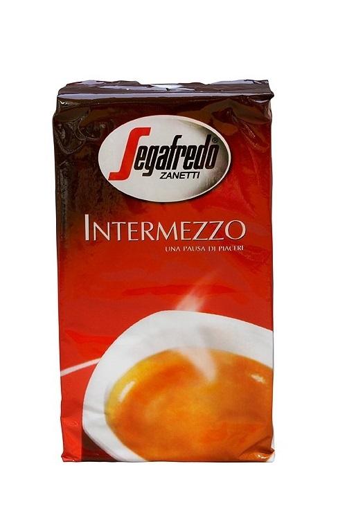 Segafredo Intermezzo gemalen koffie