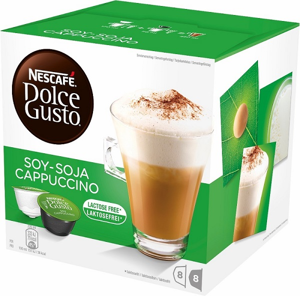 Dolce Gusto Soja Cappuccino
