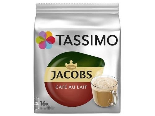 Koffie vergelijk ervaringen Tassimo Jacobs Café au Lait
