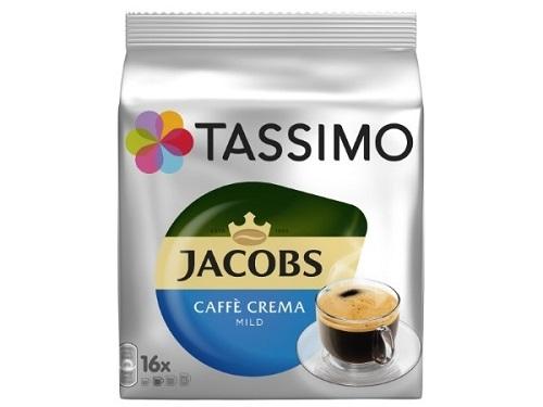 Koffie vergelijk ervaringen Tassimo Jacobs Caffè Crema Mild