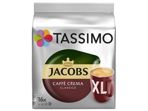 Koffie vergelijk ervaringen Tassimo Jacobs Caffe Crema XL