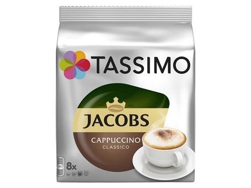 Koffie vergelijk ervaringen Tassimo Jacobs Cappuccino