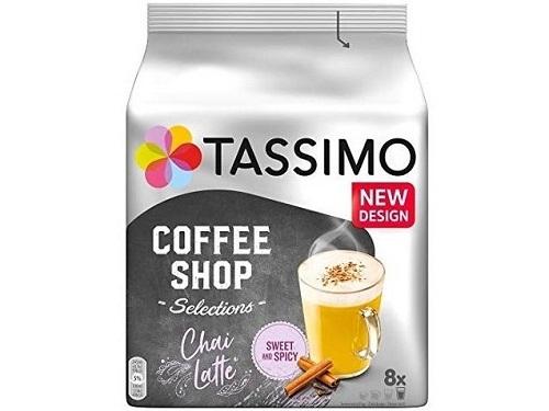 Koffie vergelijk ervaringen Tassimo Twinings Chai Latte