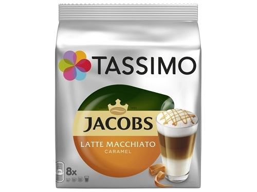 Koffie vergelijk ervaringen Tassimo Jacobs Caramel Macchiato