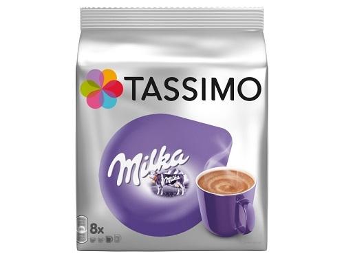 Koffie vergelijk ervaringen Tassimo Milka warme chocolademelk