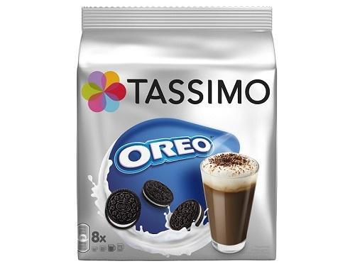 Koffie vergelijk ervaringen Tassimo Oreo