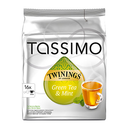 Tassimo Twinings Green Tea and Mint