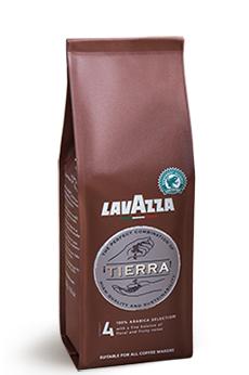 Lavazza Tierra blend 100% arabica