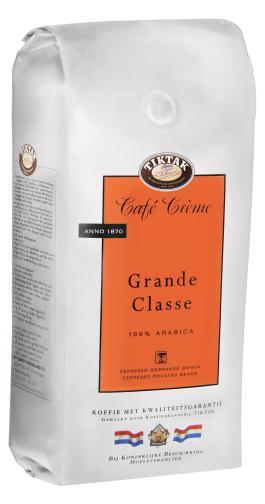 Tiktak Café Creme Grande Classe koffiebonen