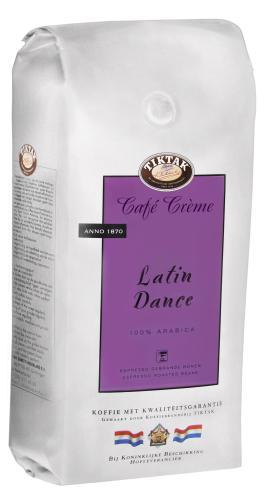 Tiktak Caf� Creme Latin Dance koffiebonen