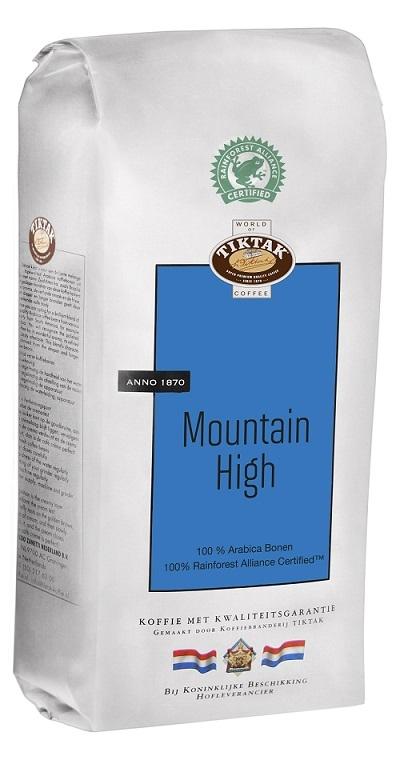 Tiktak Mountain High koffiebonen