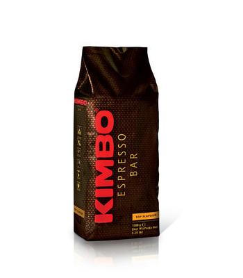 Caffè Kimbo Top Flavour koffiebonen